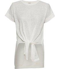 maglia in fantasia lucida (bianco) - bodyflirt