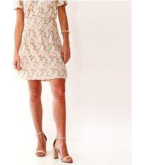 falda para mujer en poliester color-multicolor-talla-10