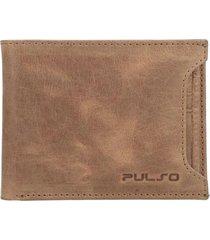 billetera  camel  guante