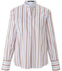 blouse 100% katoen lange mouwen van windsor wit