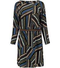 jurk multi coloured
