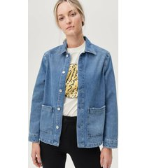 jeansjacka me worker jacket
