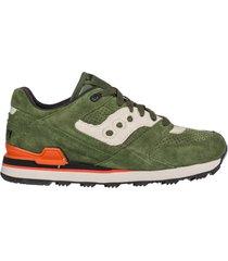 scarpe sneakers uomo camoscio courageous