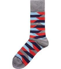 burlington fragment socks - grey 21848