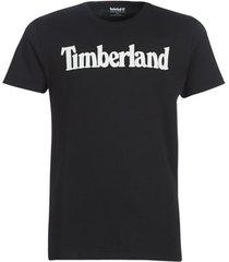 t-shirt korte mouw timberland ss carry