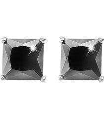Orecchini - Uomo - Argento - Nero - 6 prodotti fino al 49.0% di ... 02b447a3f4a