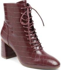 xoxo women's kieran bootie women's shoes
