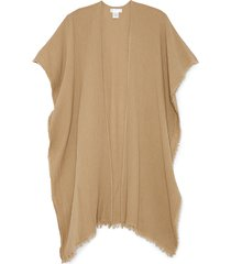 women's lightweight gauze kimono natural one size from sole society