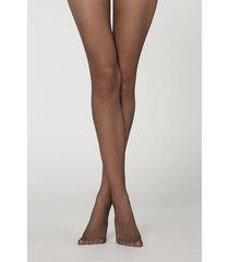 calzedonia 20 denier ultra comfort sheer tights woman grey size 3
