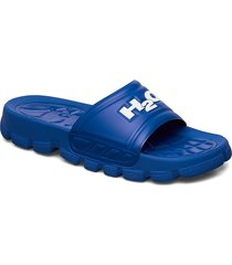 trek sandal shoes summer shoes pool sliders blå h2o