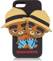dsquared2 designer handbags, black silicone iphone 7 cover