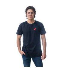 camiseta vitoriano classic - preto