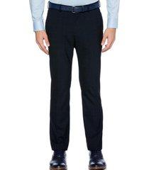 pantalón formal navy perry ellis