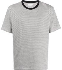 filippa k horizontal striped t-shirt - grey