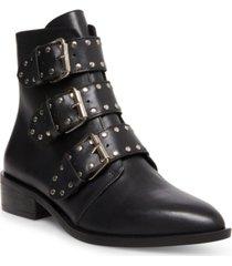 steven new york women's hazan studded booties