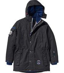 giacca tecnica  lunga (nero) - bpc bonprix collection