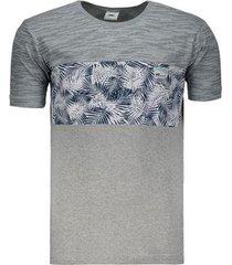 camiseta hd especial casual claro masculina