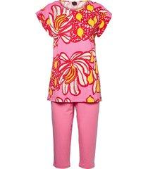 ladies pyjamas, samba pyjamas rosa nanso
