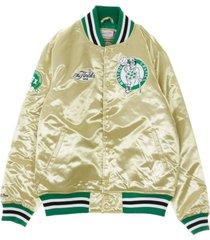 giubbotto bomber nba championship game satin jacket boscel