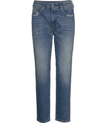 d-joy l.30 trousers jeans mom jeans blå diesel women