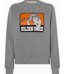 golden goose sweatshirt g36wp029. s3