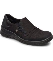 l7154-00 loafers låga skor svart rieker