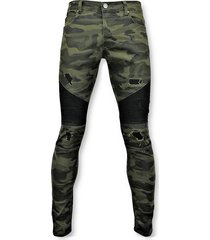 army stretch jeans - 3020