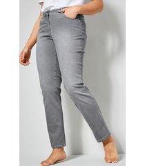 jeans emma slim fit dollywood grey