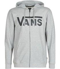 sweater vans vans classic zip hoodie ii