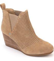 toms women's kelsey booties women's shoes