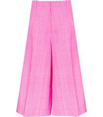 jacquemus le short d'homme culotte trousers - pink