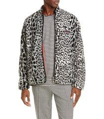 men's ovadia marsh reversible jacket, size x-large - brown