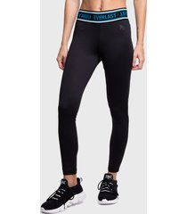 legging everlast long smokey negro - calce ajustado
