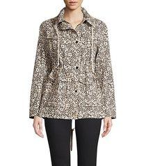 lunar leopard utility field jacket
