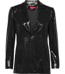 asella-1 blazers business blazers svart hugo
