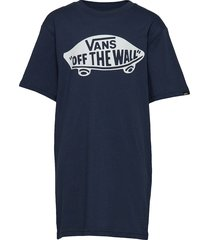 vans otw t-shirts short-sleeved blå vans