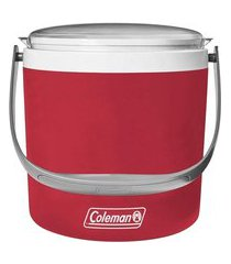 cooler caixa térmica circle 8.5l coleman com alça giratória