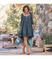francesca cotton dress