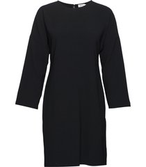 meghan dress korte jurk zwart filippa k