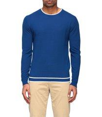 paolo pecora sweater paolo pecora cotton crew neck sweater