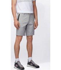 boss men's leim slim-fit shorts