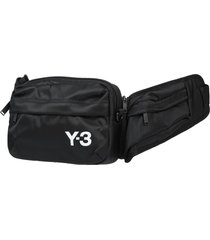 y-3 backpacks & fanny packs