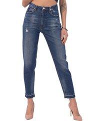 jeans vita alta