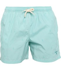 barbour swim trunks