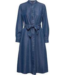 dresses denim dresses everyday dresses blå esprit collection