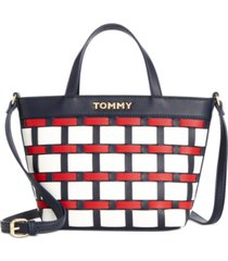 tommy hilfiger victoria tote, created for macy's