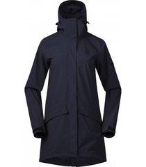 bergans jas women oslo 2l dark navy-s