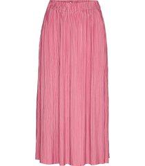 uma skirt 10167 lange rok roze samsøe samsøe