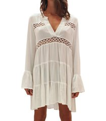tuniek lascana zomertuniek wit shirt