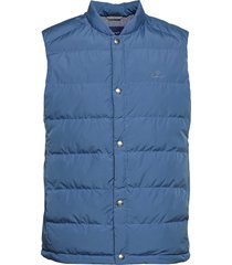d1. the butt d vest vest blauw gant
